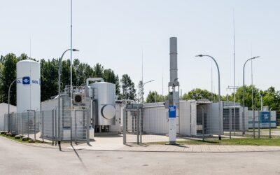 Methanisierungsanlage in Falkenhagen geht in Betrieb