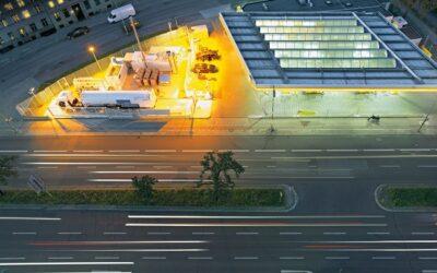 Faszination Energie: Wasserstoff-Tankstelle in Berlin