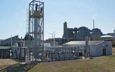 Faszination Energie: Biologische Methanisierung im Megawattbereich