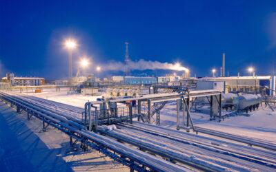 Faszinazion Energie: Erdgaslagerstätte Juschno Russkoje