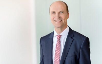 Peter Flosbach als Technik-Geschäftsführer der DEW21 im Amt bestätigt
