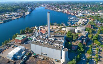 Genehmigung für neue GUD-Anlage in Flenburg ist da
