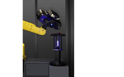 Neuer 3D-Scanner misst kleinste Bauteile und komplexe Formen