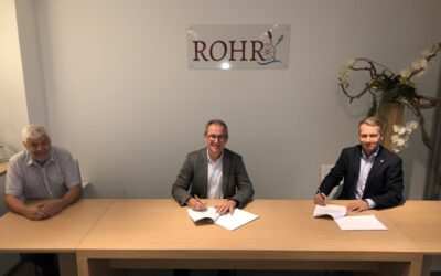 N‑ERGIE stärkt Partnerschaft mit Rohr auch bei der Versorgung mit Erdgas