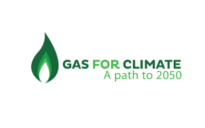 """Gas for Climate – """"A path to 2050"""""""