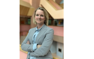 Janneke Hermes als neue Chefin im Finanzbereich der Gasunie