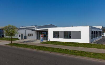 Schütz Messtechnik bezieht Neubau am Standort Lahr