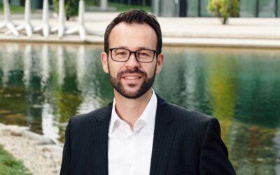 Gregor Wenzel neuer Bereichsleiter Sales & Commercial Operations bei der Storengy
