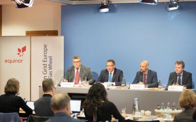 """Equinor und Open Grid Europe stellen gemeinsames Projekt """"H2morrow"""" zur Dekarbonisierung der deutschen Industrie vor"""