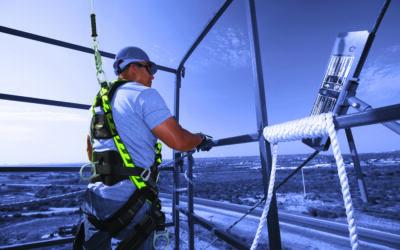 Honeywell präsentiert Höhensicherungsgerät