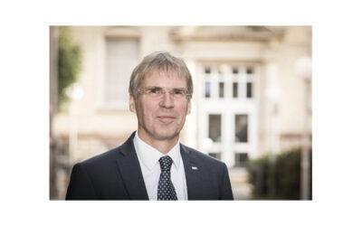 Holger Hanselka als Präsident des KIT wiedergewählt