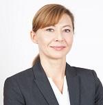Janet Hochi  Geschäftsführerin des Biogasrat+ e.V.
