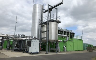 VNG-Tochter Balance Erneuerbare Energien erwirbt zwei Biogasanlagen der Gasag AG in Brandenburg