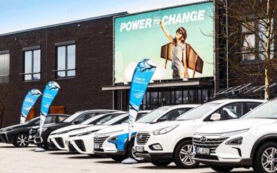 Im Profil: Die Clean Energy Partnership gestaltet die Zukunft der Mobilität mit Wasserstoff