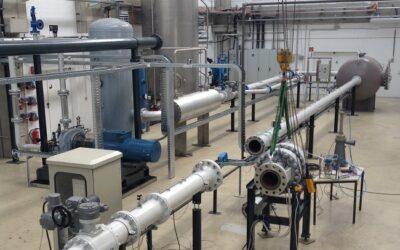 Im Profil: Das Fachgebiet der Fluidtechnik der TU Dortmund