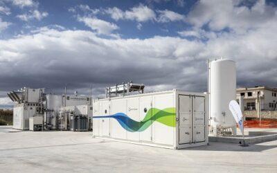 Innovative Power-to-Gas-Technologien für die Energiewende