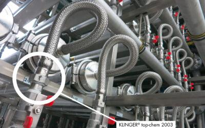 Sichere Abdichtung für Biogasaufbereitungsanlagen