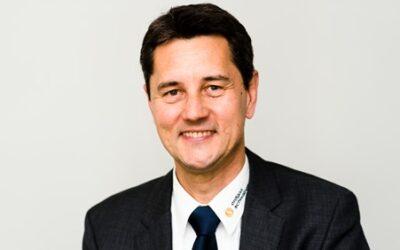 Markus Last ist Sprecher der Geschäftsführung der erdgas schwaben gmbh