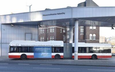 Brennstoffzelle als zweite Säule der Hamburger Hochbahn-Flottenstrategie