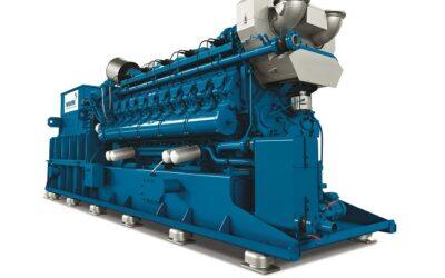 MWM TCG 3020 V20 Gasaggregat