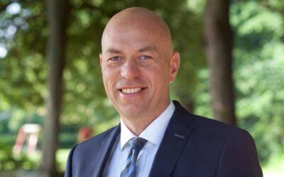 Maik Render startet als neues Vorstandsmitglied der N-Ergie