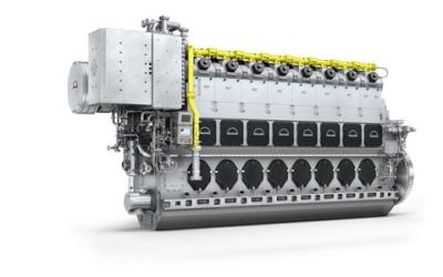 MAN Antriebspaket für den Neubau von auf der Ostsee eingesetzten RoPax-Schiffen senkt Emissionen um 50 %