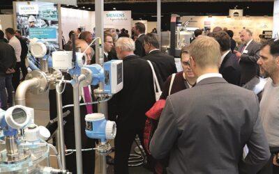 Meorga  – Messe für Prozess- und Fabrikautomation in Frankfurt