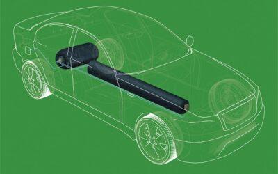 700-bar-Wasserstofftank für die Automobilindustrie
