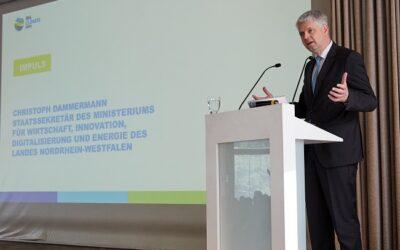 Wirtschaftsministerium veröffentlicht Studie zur Wasserstoffnutzung  in Nordrhein-Westfalen