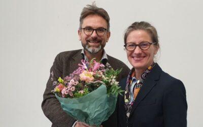 Annette Becker ist neue Geschäftsführerin des EWI