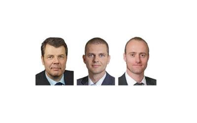 Drei neue Schriftleiter für gwf Gas + Energie