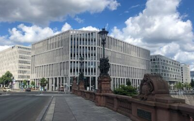 OGE eröffnet Hauptstadtbüro
