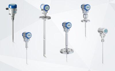 Neue Füllstandmessgeräte erweitern die Optiflex-Serie
