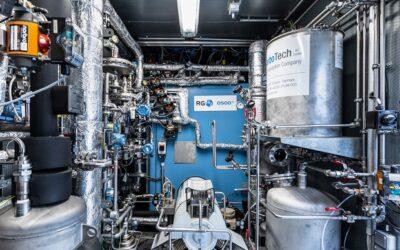 Forscher der TU Graz entwickeln neues System für flächendeckende Verfügbarkeit von grünem Wasserstoff