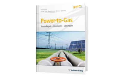 """Hochaktuell und allumfassend: Das Handbuch """"Power-to-Gas"""""""