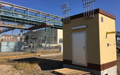 """Pilotprojekt: """"HYPOS: H2-Netz"""" im Chemiepark Bitterfeld-Wolfen geht in Betrieb"""