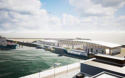 AquaVentus plant Leuchtturmprojekt für Grünen Wasserstoff in der Nordsee bei Helgoland