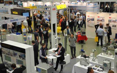 MSR-Spezialmesse für Prozessleitsysteme, Mess-, Regel- und Steuerungstechnik in Ludwigshafen