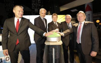 RWE nimmt Anlage in Ibbenbühren offiziell in Betrieb