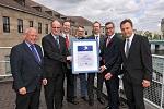 RWE Metering erhält Zertifikat für hohe Qualität im Arbeitsschutz