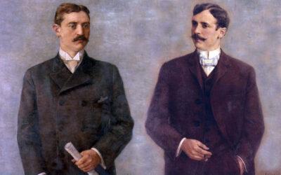 Forscherpersönlichkeiten: Reinhard und Max Mannesmann