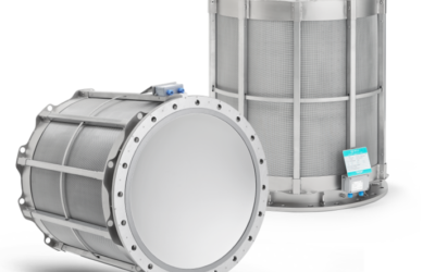 Q-Rohr® DFE – Flammenlose Druckentlastung für Gasmotoren