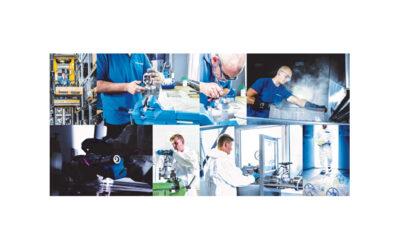 Industriearmaturen & Sauerstoffanwendungen