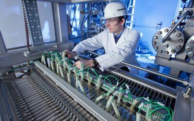 Faszination Energie: PEM-Elektrolyseanlage zur Erzeugung von Wasserstoff