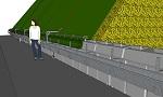 Silo-Wandelemente aus Recycling-PE bieten Schutz vor Silagesickersaft