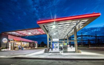 Sunfire beliefert TOTAL-Tankstelle mit Elektrolyse-Modul