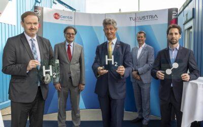 Wasserstoff-Milliarden für Österreich