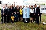 Strom zu Gas-Anlage der Thüga-Gruppe nimmt offiziellen Betrieb auf