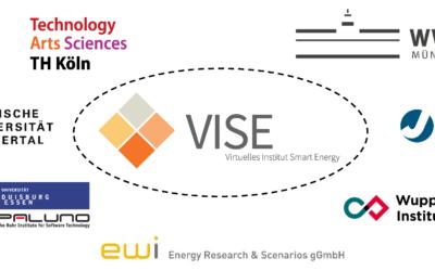 Im Profil: Virtuelles Institut Smart Energy (VISE) – Digitalisierung der Energiewirtschaft vorantreiben