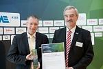 HTWK Leipzig, VNG und Sedenius Engineering erhalten renommierten Gaswirtschafts-Preis